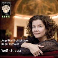 Image of Hugo Wolf - Angelika Kirchschlager: Wolf/Strauss