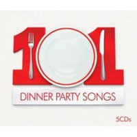 Image of 101 Dinner Party Songs by Various Artists CD Album
