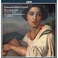 Image of Ermanno Wolf-Ferrari - Ermanno Wolf-Ferrari: Divertimento