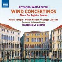 Image of Ermanno Wolf-Ferrari - Ermanno Wolf-Ferrari: Wind Concertinos