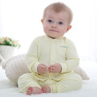 Sporty Baby Set Long-sleeve Top and Pants