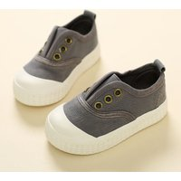 Cool Slip-on Canvas Shoes for Toddlers