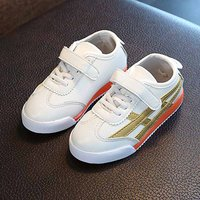 Fresh Lace-up Velcro Shoes for Toddler and Kid