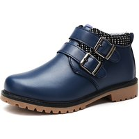 Stylish Leather Boots for Boys