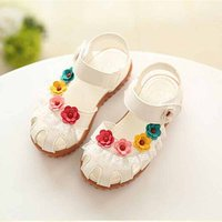 Sweet Flower Sandal for Baby and Toddler Girls