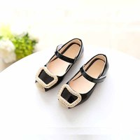 Elegant Rhinestone Mary Jean Shoes for Girls