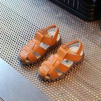 Stylish Strappy Veclro Sandals for Toddler and Kids
