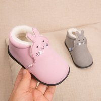 Lovely Rabbit Pattern Shoes for Girls