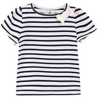 Sweet Short-sleeve Cotton T-shirt for Toddler Girl/Girl