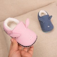 Baby Lovely Bunny Fleece-lined Shoes