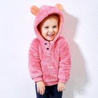 Baby Adorable Sherpa Hoodie