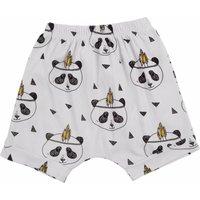 Baby Boy/Boy's Panda Graphic Cotton Shorts/Bottom