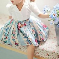 Little Lady Floral A-Line Dress for Toddler & Girls