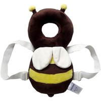 Plush Bee Head & Back Protector for Baby