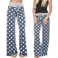 Classic Polka Dots Comfy Mom and Me Yoga Pants