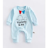 MOMMY AND ME Jumpsuit for Baby
