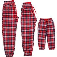 Classic Plaid Comfy Family Matching Pajama Pants