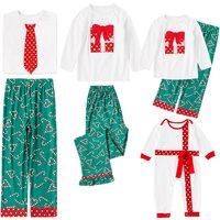 Family Matching Christmas Gift Pajamas