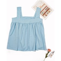 Fashionable Sleeveless Top for Maternity Women