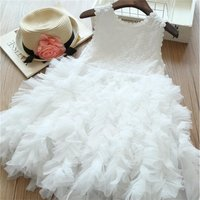 Fairy Tutu Wedding Party Dress