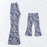 Bohemia Printed Mommy and Me Pants