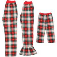 Scottish Plaid Family Outdoor Pants