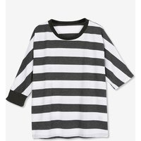Women's Maternity Stripe T-shirt