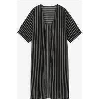 Women's Maternity Stripe Thin Cardigan