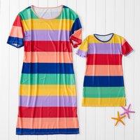 Rainbow on Your Matching Dress