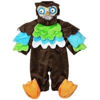 Fleece Owl Costumes for Babies