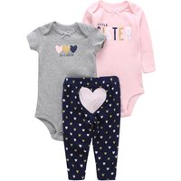 3-piece Daily Bodysuit Set