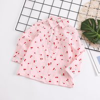Allover Cherry Printed Shirt