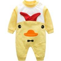 Cuddly Duck Design Jumpsuit
