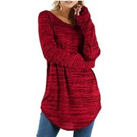 Oversize Long-sleeve T-shirt