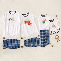Cute Bear Family Matching Pajamas