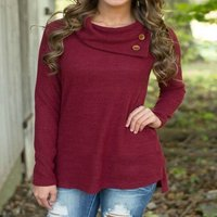 Special Collar Shirt for Women in Autumn