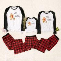 Snap Christmas Pajamas for Family