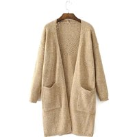 Classic Women's Long Sleeve Cardigan