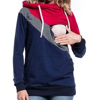 Multifunction Breastfeeding Sweatshirt for Mom