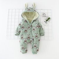 Quilted Bunny Ears Jumpsuit