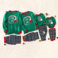 Funny Hat Christmas Family Matching Pajamas