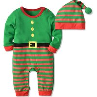 Christmas Theme Pajama Set