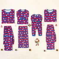 Shining Star Family Pajamas for Christmas