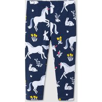Comfortable Unicorn Girls Leggings