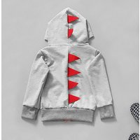 Hooded Dinosaur Coat