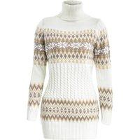 Women's Adorable Snow Printing Sweater