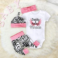 4 Pcs Daddy and Mommy's Miracle Set