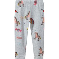 Unicorn Rainbow Girls Leggings