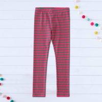 Mosaic Toddler/Girl Yarn Dyed Stripe Leggings