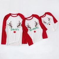Christmas Deer Family Shirts